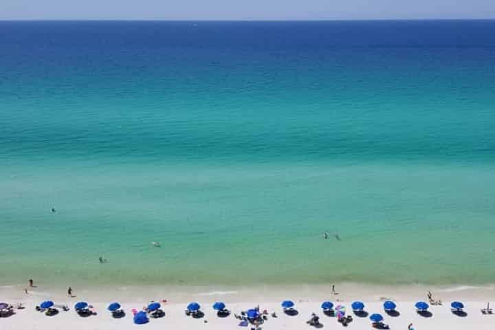 Public Beach Guide - Panama City Beach, FL [Parking, Directions & Activities]