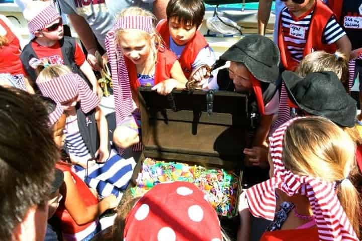 Try a Kid's Pirate Cruise TODAY! Info, Photos, Where to Book Online