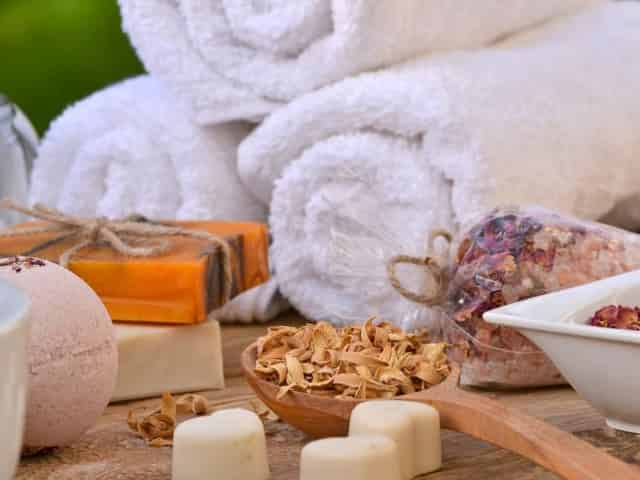 spa essentials for social distancing