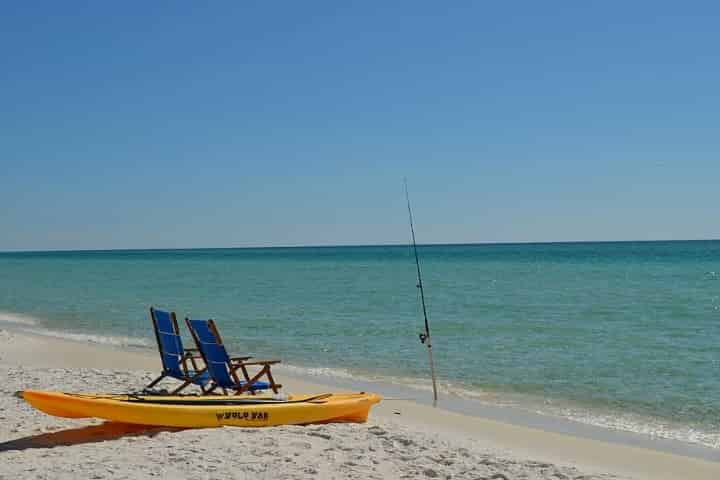 Spring Break Activities Without Large Crowds - Boating, Fishing & More