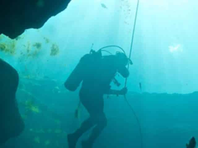 scuba diving in panama city beach fl