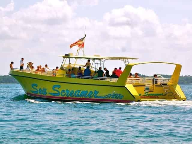 sea screamer in panama city beach florida