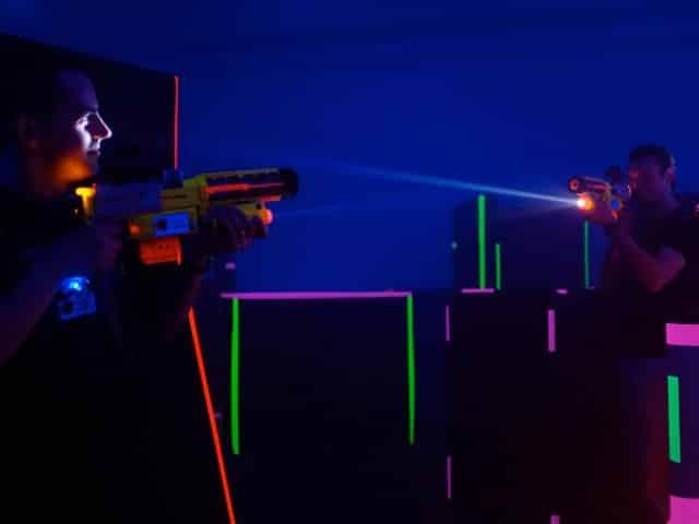 emerald coast mirror maze and laser craze