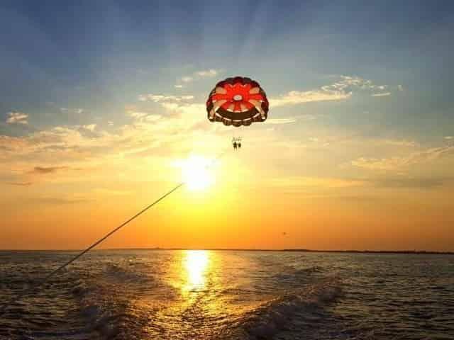 parasailing in biloxi ms
