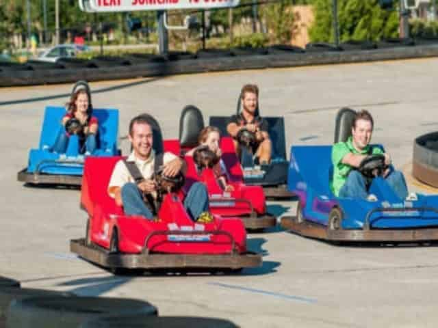 myrtle beach sc race park attractions for families