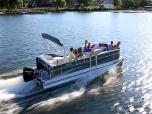 myrtle beach sc pontoon rentals for families