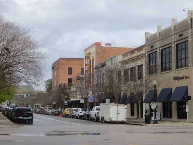 historic downtown pensacola florida