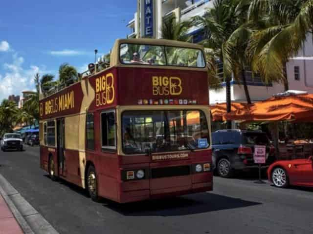 bus tour miami fl