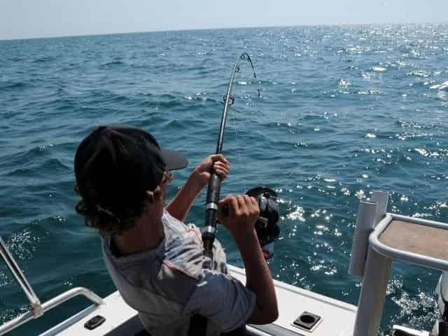 deep sea fishing in Orange Beach, AL