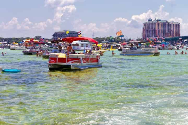 What Is Crab Island Destin, FL?