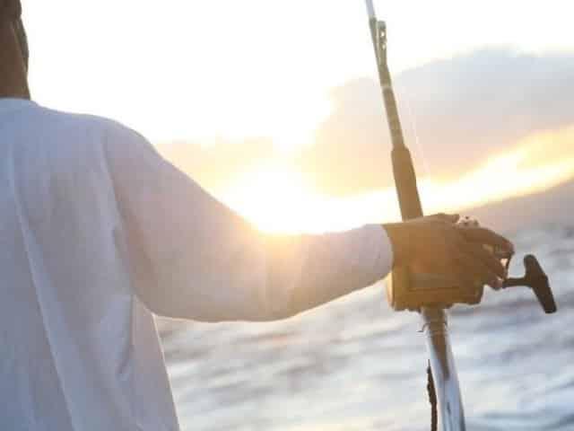 fishing charter departing from downtown Destin, FL