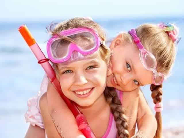 snorkeling in Destin, FL