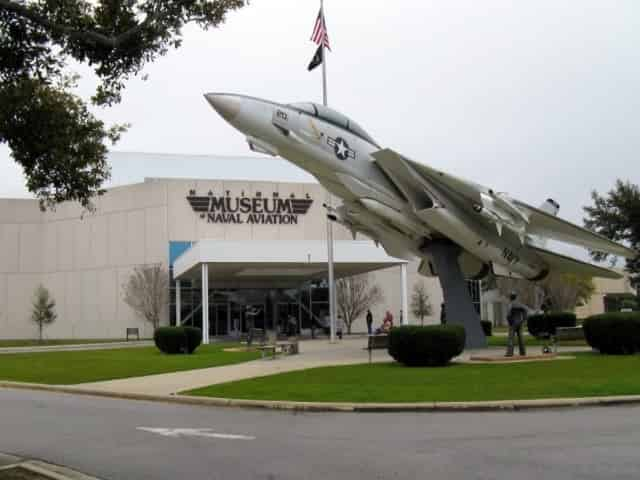 National Naval Aviation Museum in Pensacola, FL