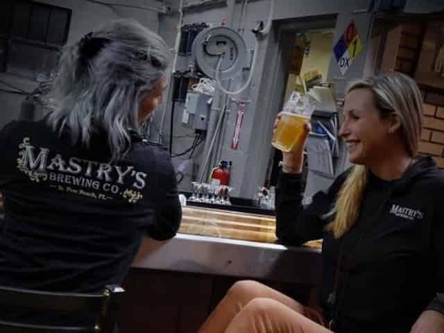 beer tasting in st pete, fl