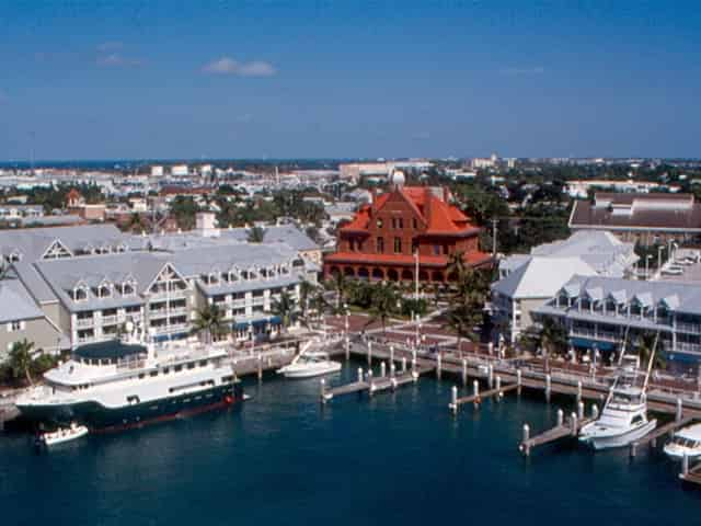 the historic seaport in key west fl