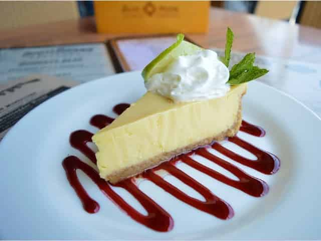 key lime pie from key west florida