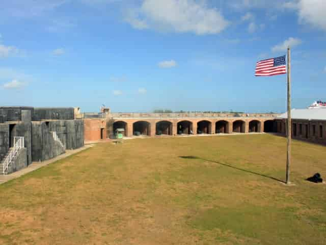 fort zachary taylor in key west florida