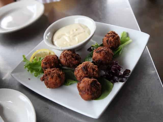 conch fritters in key west florida