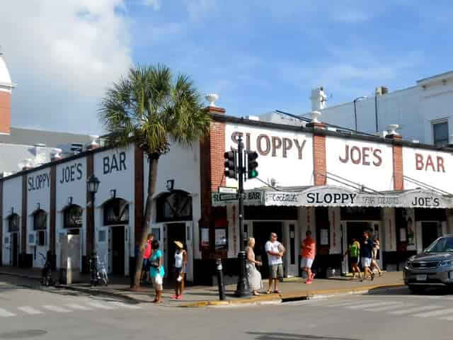 sloppy joes bar in key west fl