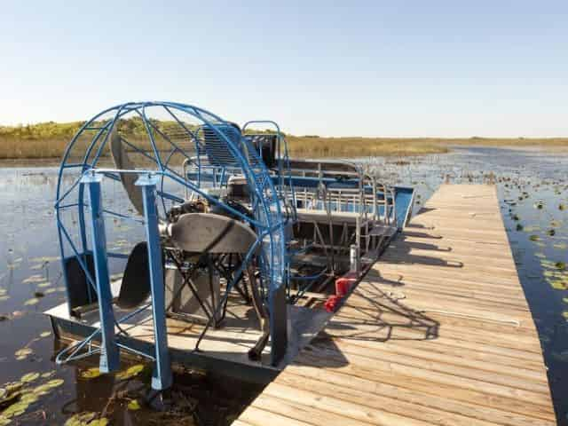 airboat tours of the new orleans swamp