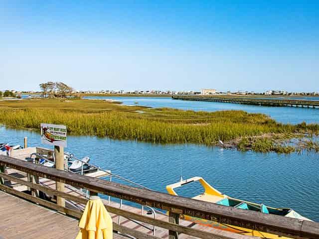 watersport rentals at the marshwalk in murrells inlet