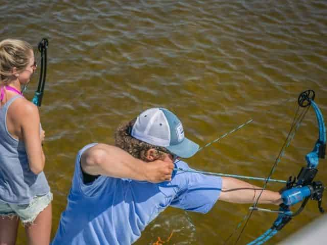Bowfishing Private Charter