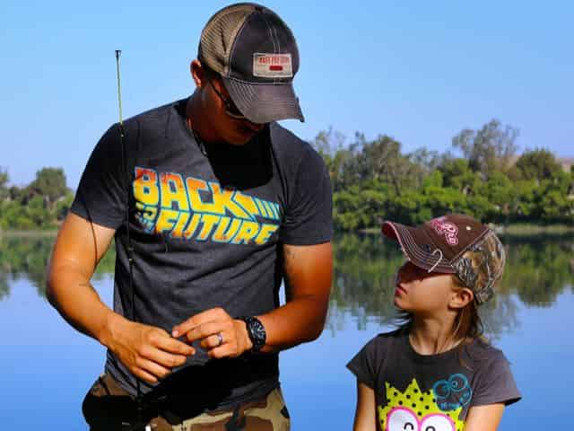 Kids Fishing Private Charter