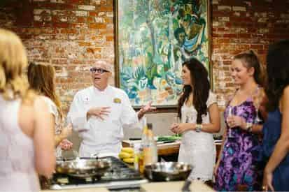 French Quarter Cooking Studio - Gumbo, Chicken Creole and Pralines