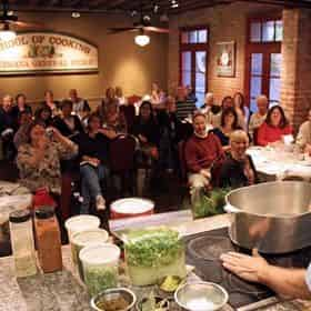 New Orleans Food Demo - Gumbo, Red Beans & Rice, and Pecan Pie