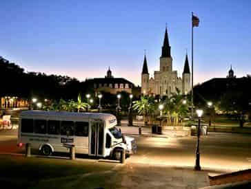 DEAD OF NIGHT - Ghost & Graveyard Bus Tour by Haunted History Tours