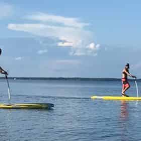 Hobie Mirage Eclipse Bay Stand Up Paddle Board Rental