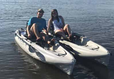 Hobie Outback Bay Kayak Rental