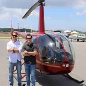 New Orleans Helicopter Tours Departing From The Superdome