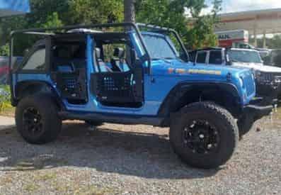 Panama City Beach Jeep Rentals