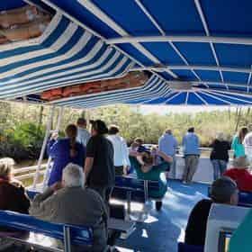 Dolphin & Nature Daytime Tour On the Explorer Orange Beach