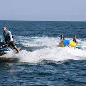 South Walton (Miramar Beach) Banana Boat Rides