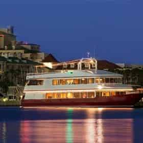 Valentine's Dinner and Dancing Cruise Aboard The Solaris