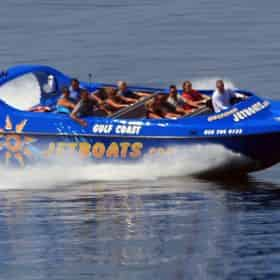 Panama City Beach Jet Boat Thrill Ride