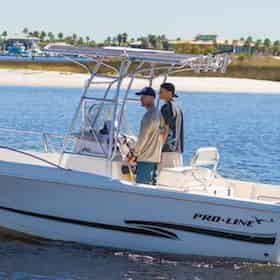 Full Day Runabout Boat Rentals by Happy Harbors