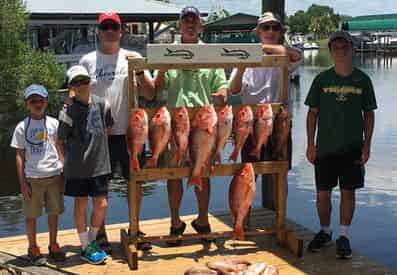 PC Florida Fishing Charters