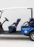 Street Legal Golf Cart Rentals from La Dolce Vita