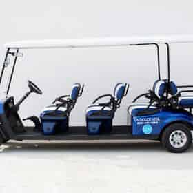Street Legal Golf Cart Rentals from La Dolce Vita