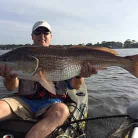 Guided Private Kayak Fishing Charter