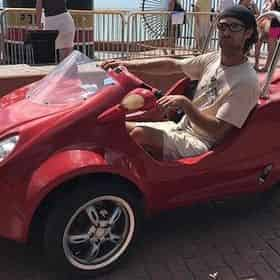 Pensacola Beach Scoot Coupe Rentals