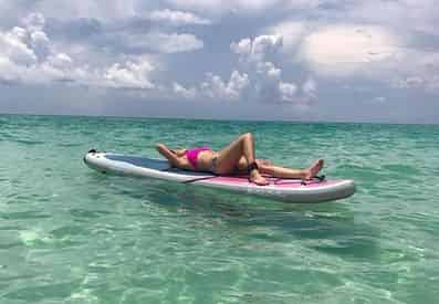 Panama City Beach Stand Up Paddle Board Rentals