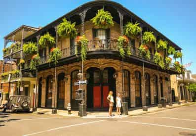 Step On City Tour with NOLA Ghost Riders