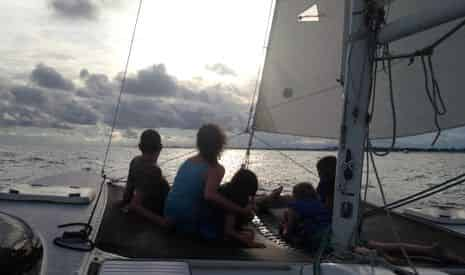 Captain Jambo's Catamaran Sailing Tour