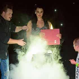 The MAXIMUM MAGIC Show Starring Noah & Heather Wells