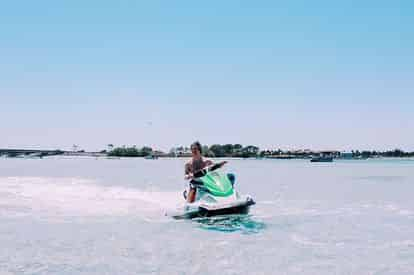 Jet Ski Rental Departing From Fort Walton Beach (Okaloosa Island)