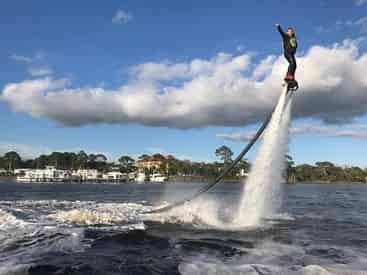 Flyboard Experience from Destiny Water Adventures